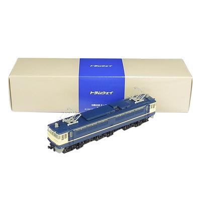 トラムウェイ HOゲージ 国鉄 EF65 1次型 F型 513 ~ 517 特急色