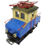レーマン LGB Gゲージ 2030 E L.b.M-St.E 凸型電気機関車