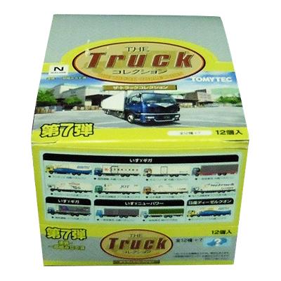 ザ・トラックコレクション 第7弾 ノーマル 12種