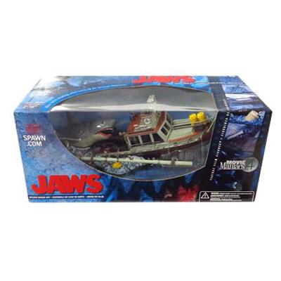 マクファーレントイズ ムービーマニアックス4 ジョーズ デラックスボックスセット / JAWS