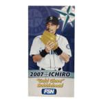 """2007 ICHIRO """"Gold Glove"""" BOBBLEHEAD"""