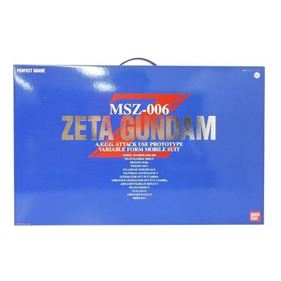 機動戦士Zガンダム PG 1/60 MSZ-006 ゼータガンダム