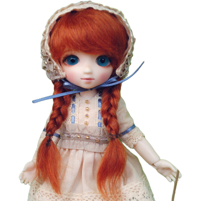 GLIB グリブ Mudoll One Picnic Day Dotories BeBe Cuu / フルセット
