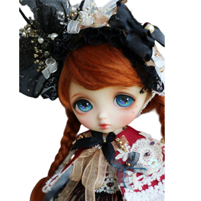 Kream Doll クリームドール Mary Painted Red Cape Ver. / フルセット