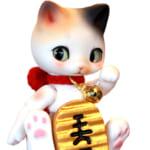 238931COCORIANG ココリアン Mocka 招き猫 MakeUp ver.