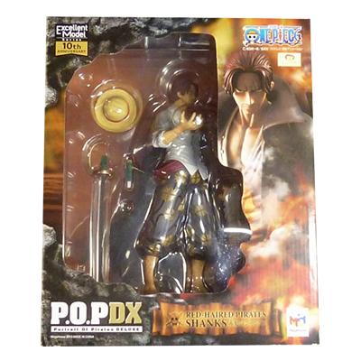 P.O.P DX 赤髪のシャンクス