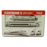 フライシュマン Nゲージ piccolo 7452 インターシティ ICE 2