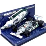F1ミニカー ミニチャンプス 1/43 ウィリアムズ FW07 A.JONES 1979