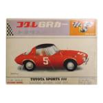 スロットカー コグレ GRカー 1/24 トヨタスポーツ800