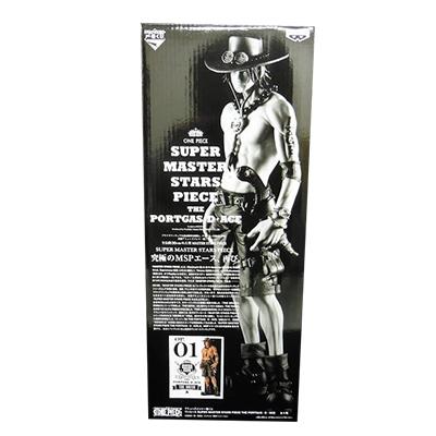 一番くじ ワンピース S.M.S.P THE PORTGAS・D・ACE 01 THE BRUSH賞 ブラシ彩色