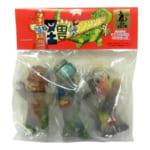 ぶたのはなソフト焼き玩具 怪獣シリーズ ゴジラ バラゴン ヘドラ セット