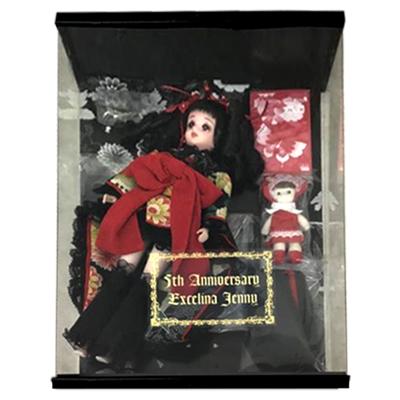 タカラ エクセリーナ ジェニー 5th Anniversary / ジェニー人形