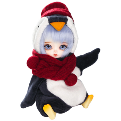 WITH DOLL ウィズドール BWD Penguins Holiday Penn