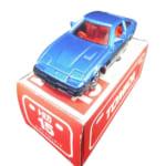 239325トミカ 赤箱 15 ニッサン フェアレディZ メタリックブルー 日本製