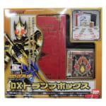 237977カードダスEX 仮面ライダー剣(ブレイド) DXトランプボックス