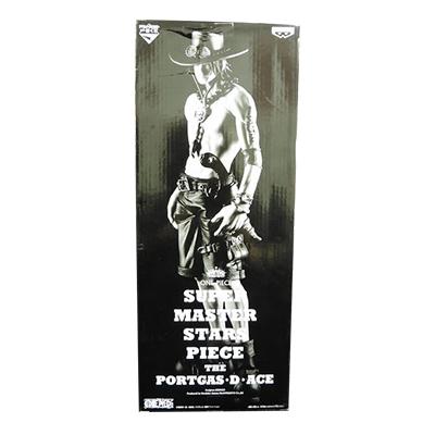一番くじ ワンピース S.M.S.P THE PORTGAS・D・ACE 02 THE SEPIA賞 セピアカラー