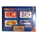 トミカ 日本製 ギフトセット サーキットシリーズ1