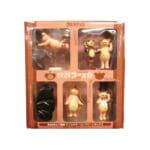 237599ウエストケンジ 円谷ミニソフビコレクション 怪獣ブースカ vol.1 ピンクカラーコンプリートボックス