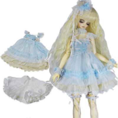 CODENOiR コードノワール アウトフィット SD 10/13 girl In SkyBlue