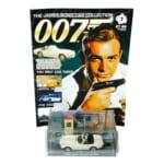 239487アシェット ボンドカー コレクション 第2号 「007は二度死ぬ」 1/43 トヨタ2000GT