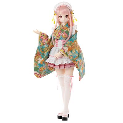 アゾン Iris Collect(アイリスコレクト) スミレ WABI-SABI Maid girl ワビサビメイドガール アゾンダイレクトストア販売ver.