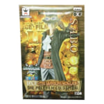239853DXF THE GRANDLINE MEN&LADY ONE PIECE FILM GOLD SPECIAL サボ