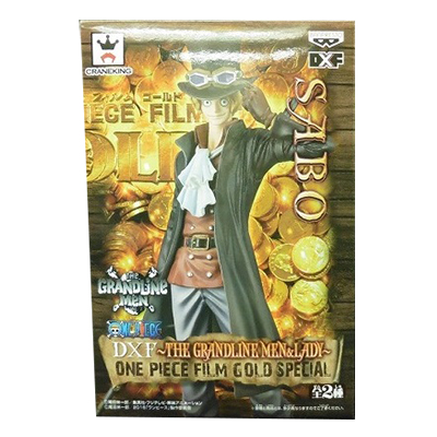 DXF THE GRANDLINE MEN&LADY ONE PIECE FILM GOLD SPECIAL サボ