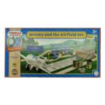 236761ラーニングカーブトーマス&フレンズ 木製レール ジェレミーと飛行機セット