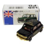 トミカ 青箱 シェリフ特注 外国車シリーズ F8 BLMC ミニクーパーS マークⅢ 日本製 ブラック