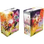 239708仮面ライダーエグゼイド Blu-ray 1~4巻 収納BOX付