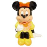 三菱銀行 ミニーマウス カウンターサイズ /ソフビ貯金箱
