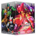 238113仮面ライダーOOO(オーズ) Blu-ray BOX 全12巻セット