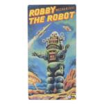 244958ビリケン商会 ブリキ メカニカル ロビー ザ ロボット ゼンマイ/ブリキのロボット