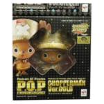 P.O.P NEO-EX チョッパーマン Ver.GOLD メモリアルログ 超新星編完結 in ひらかたパーク限定