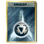 241879ポケモンカード XY-P プロモ 20thアニバーサリーフェスタ 基本鋼エネルギー (ファーストデザイン仕様)