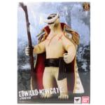 242127限定 フィギュアーツZERO Artist Special エドワード・ニューゲート as シロクマ