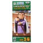 ワールドコレクタブルフィギュア ドレスローザ3 DR14 藤虎