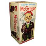 244929ROSKO TOYS ロスコ ブリキ McGregor マックレガー 電動 /ブリキの人形