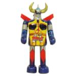 245041ポピー ブリキ あるくあるく ゼンマイロボット 大空魔竜ガイキング