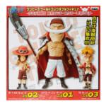 ワールドコレクタブル 白ひげ海賊団 東京ワンピースタワー -LIMITED-