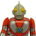 244187あんそにい ブリキ あるくあるくロボット ウルトラマン ゼンマイ / 帰ってきたウルトラマン