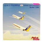 Jet-x 1/200 JAS MD-81 日本エアシステム /JXL170A JA8556