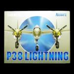 軍用機模型 ARMOUR アーマー 1/48 P38 ライトニング / 98115