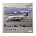ヘルパ 1/200 DC-6B サベナ ベルギー航空