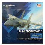 軍用機模型 ホビーマスター 1/72 F-14A トムキャット HA5206 第32戦闘飛行隊 MiG-23