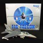 軍用機模型 ARMOUR アーマー 1/48 メタル SP 52TFW 98019 F16 FALCON
