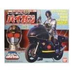 バンダイ 機動マシンシリーズ スーパーポリスバイク バイカン / 機動刑事ジバン