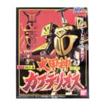 バンダイ DX超合金 大甲神 カブテリオス / ビーファイターカブト