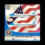 インフライト 1/200 747-200 アメリカ空軍 大統領専用機 エアフォースワン 1番機