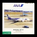 旅客機模型 全日空商事 1/200 ANA B787-8 JA801A 特別塗装 NH20098